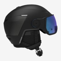 Salomon Pioneer LT Visor (Black) - 21